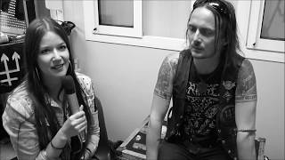 Watain - Interview at Party.San 2018