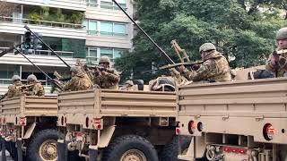 Desfile Militar independencia Argentina 9 Julio 2019 4k 27 de 45 Completo