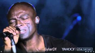 Download Seal presenting 7 Live at NY 2015 Mp3 and Videos