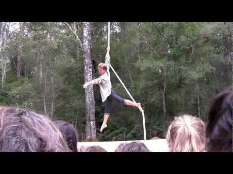 Alex Allan Aerial Rope