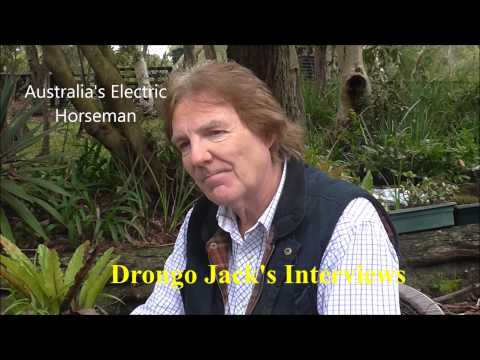 The Electric Horseman - Greg Anderson Interview (Drongo Jack)