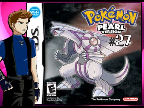 Let's Play Pokemon Pearl part 27/53: Pen of Justice!