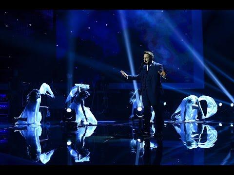 Delia feat. Kaira - Pe aripi de vânt. Vezi aici cum cântă Marcel Roşca, la X Factor!