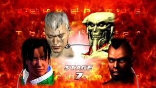 Tekken Tag Tournament HD (PlayStation 3) Arcade as Bryan/Lei