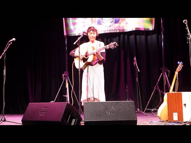 """""""Grateful Fred's Presents At The Atkinson""""  Thea Hopkins 8/6/14"""
