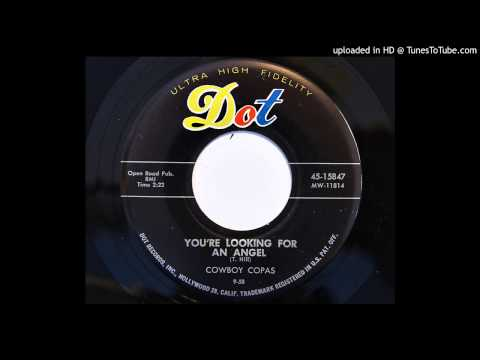 Cowboy Copas - You're Looking For An Angel (Dot 15847) [1958]
