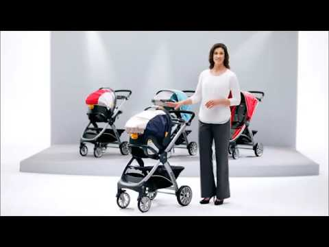 Chicco Bravo Trio Travel System Youtube