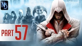 Assassin's Creed: Brotherhood Walkthrough Part 57 No Commentary
