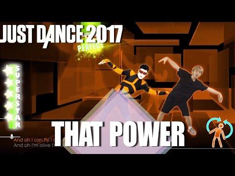 🌟Just Dance 2017: That POWER (xtreme version) - Justin Bieber ft Will.i.am - SuperStar gameplay 🌟