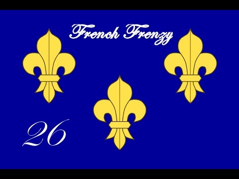 French Frenzy 26 Exclave