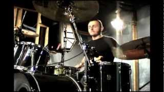 Holy Diver - Killswitch Engage (drum cover by Mike from The Escape)