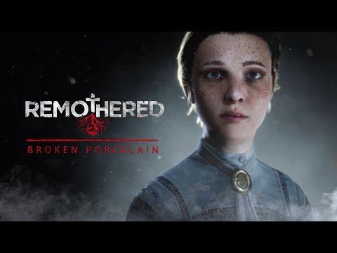 Remothered Broken Porcelain – Announcement Trailer