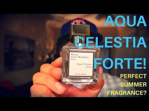 Aqua Celestia Forte - Perfect Summer Fragrance?