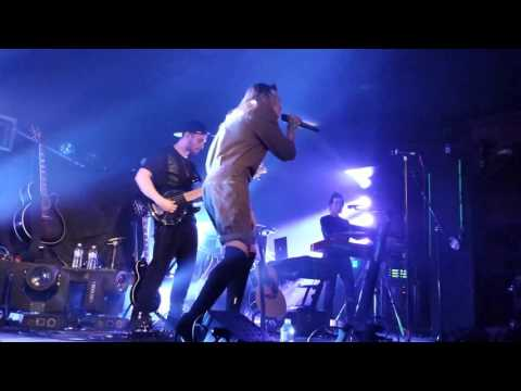 Skylar Grey - Come Up For Air Live In Milwaukee