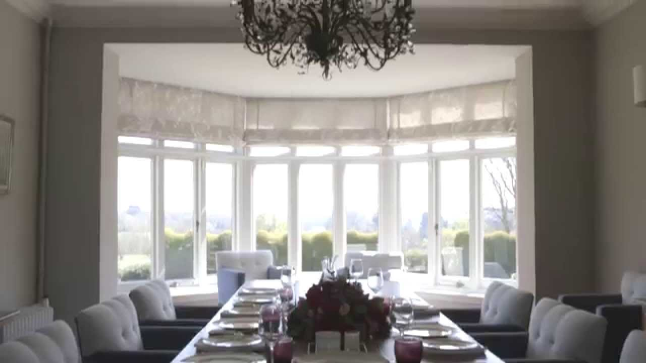Dream Homes: Wander through the dining room of this Hampshire home ...
