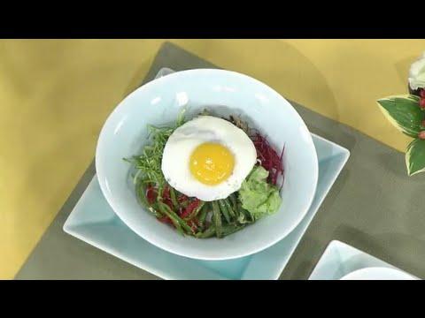 상추비빔밥