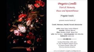 Handel - Trio Sonata for two Flutes and Continuo in F Major, HWV 405