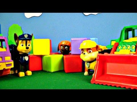 Sauvetage de Zooma - Vidéo de la Pat'Patrouille en français pour les enfants