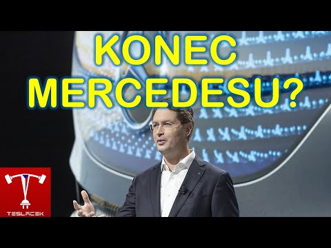 #225 Mercedes Benz Strategie | #EVTV | Teslacek
