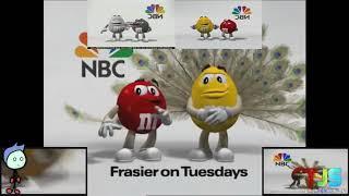 "Yellow M&M - ""NBC"" | Sparta Unextended Remix | V4 | FT. NBC Logo |"