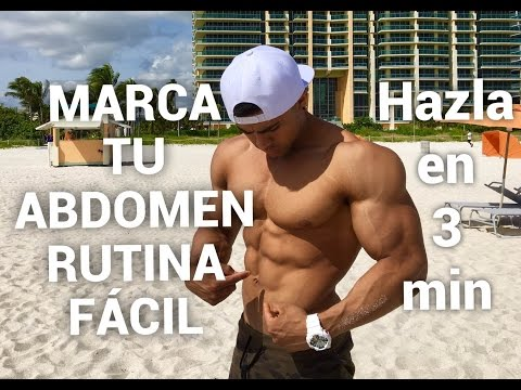 EJERCICIOS FACILES PARA ABDOMEN - ISMAEL MARTINEZ