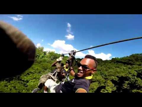 Crazy Long Ziplines Mauritius