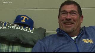 Former pro Kevin Brown impacting Tattnall baseball