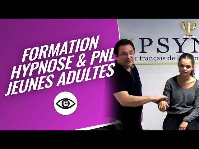 Formation Hypnose & PNL Jeunes Adultes