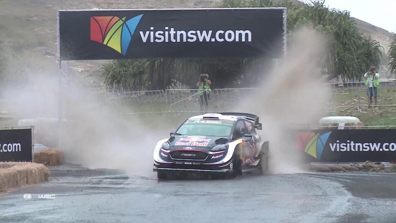 WRC - Rally Australia 2018 / M-Sport Ford WRT: Friday Highlights