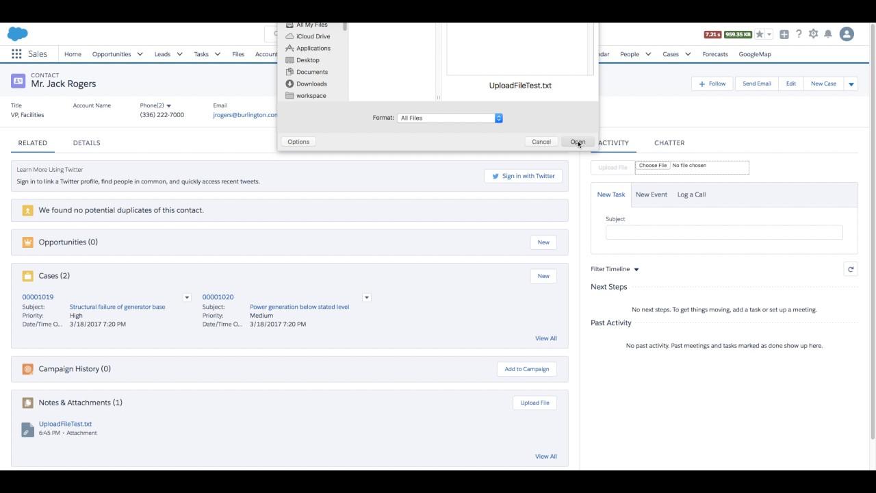 How to Build a Lightning File Uploader Component   Developer