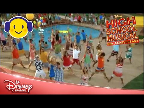 High School Musical 2 |  What Time is It? Song | Disney Channel UK