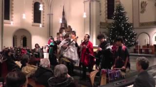 Kyrie - Neujahrskonzert 10. Januar 2015, Kirche St. Medard, Bendorf