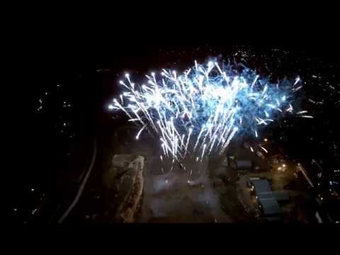 Colorado School Of Mines E-Days 2015 Fireworks