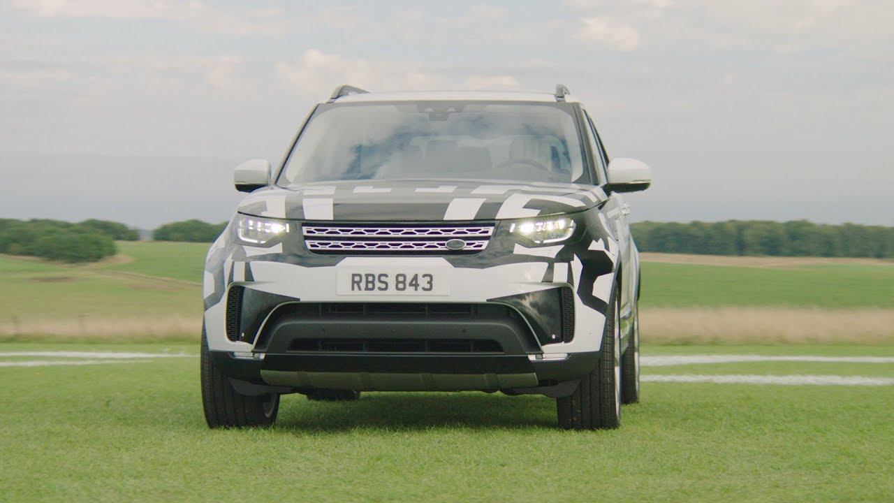 NEW 2017 Land Rover DISCOVERY Preview