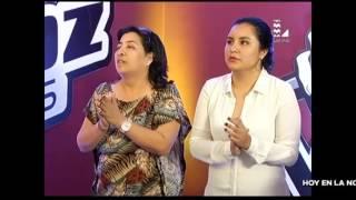 Esmeralda impresiona a Luis Enrique y sigue en La Voz Kids  | Temporada 3
