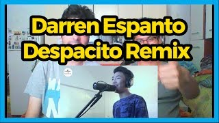 Despacito Remix feat. Justin Bieber - Luis Fonsi & Daddy Yankee (Cover by Darren Espanto) REACTION
