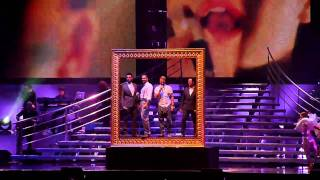"""You Need Me"" Boyzone @ Wembley Arena 2011"