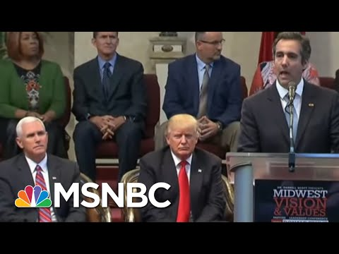 Buzzfeed Stands By Michael Cohen Story In Face Of Robert Mueller Objections | Rachel Maddow | MSNBC
