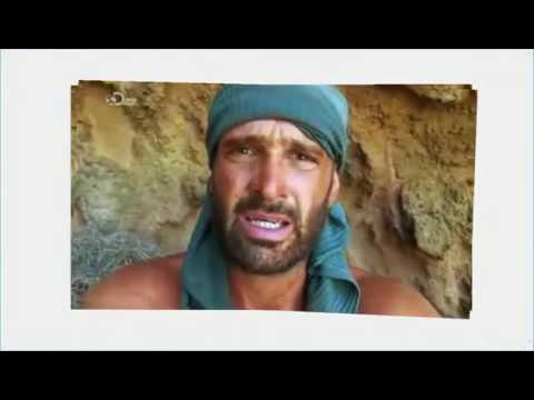 Naked and Marooned with Ed Stafford Olorua Island 60 days EP02