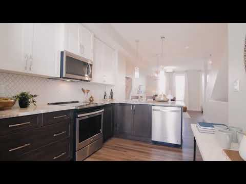 2018 The Eden At Legacy Commons Townhomes By Trico Homes