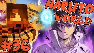 SHINOBI TEAM TOURNAMENT! || Minecraft Naruto World Modpack Episode 36 (Minecraft Naruto Mod)
