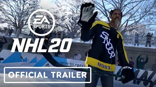 NHL 20 - Official Snoop Dogg Announce Trailer