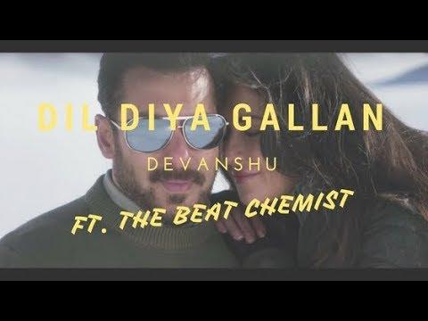 Dil diyan gallan collab Ft. The Beat Chemist | latest karaoke collab video | Sufi beatbox mashup |