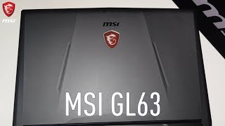 MSI GL63 Overview   Latest 8th Gen   2018   MSI INDIA