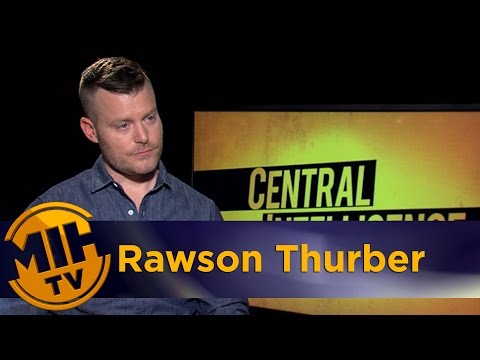Rawson Marshall Thurber Interview - 'Central Intelligence'