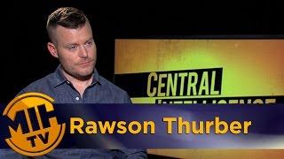 Rawson Marshall Thurber Interview - 'Central Intelligence'
