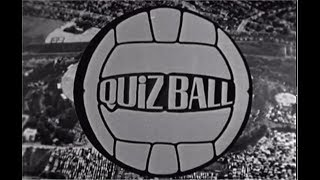 Quiz Ball - 1966 [Arsenal v Forest]