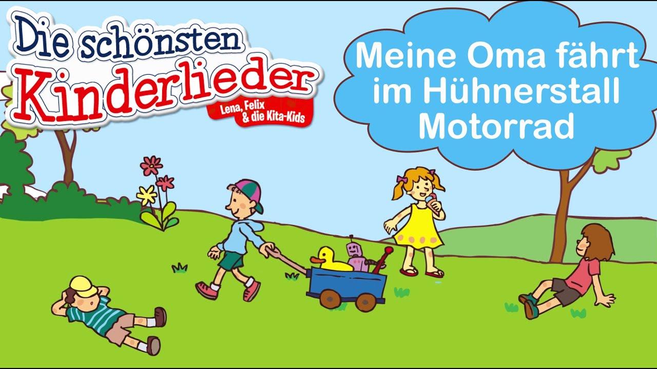 Liedtext Meine Oma Fährt Im Hühnerstall Motorrad
