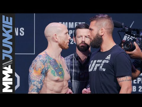 UFC on FOX 28 ceremonial weigh-ins