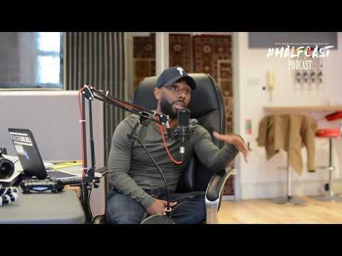 Reggie Yates Talks Self Doubt & Self Belief || #Halfcast Podcast